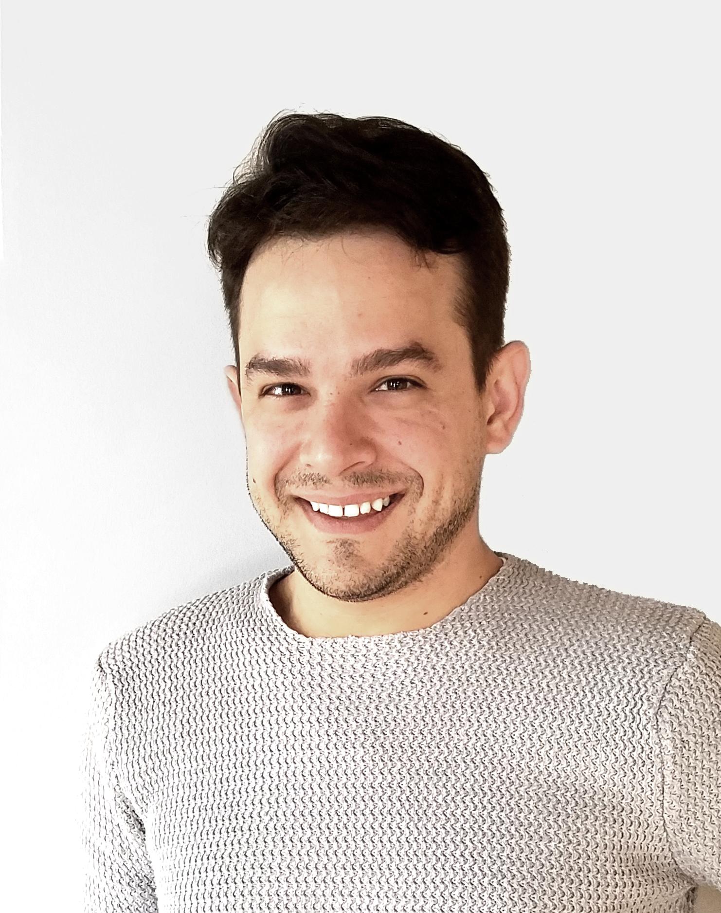 Jonathan Borgia : Project Administrator